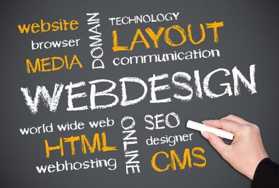website design seo webdesign