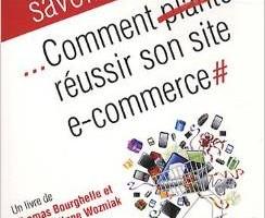 A lire… Comment réussir son site e-commerce, de T. Bourghelle, JP. Wozniak
