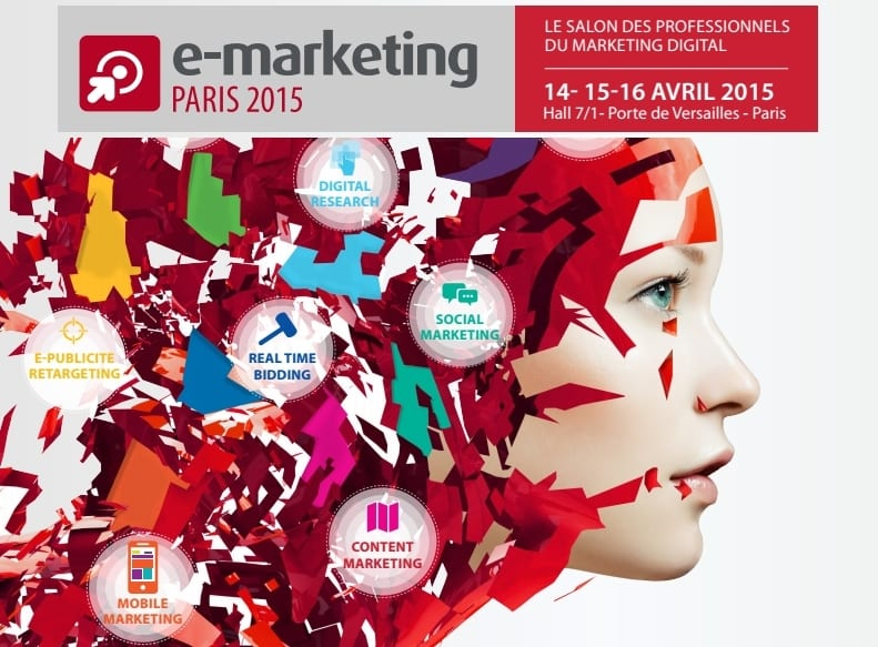 Mon salon e marketing paris 2015 arkadia communication - Salon emarketing paris ...