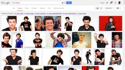 kev adams google