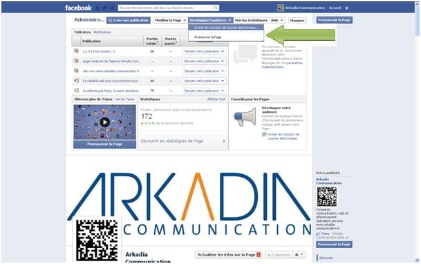 facebook invite emails