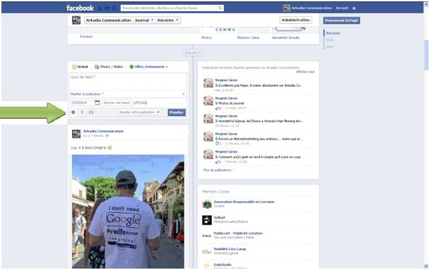facebook programme