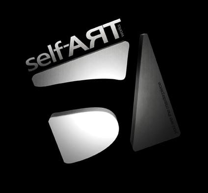 self-artworks reseau social art