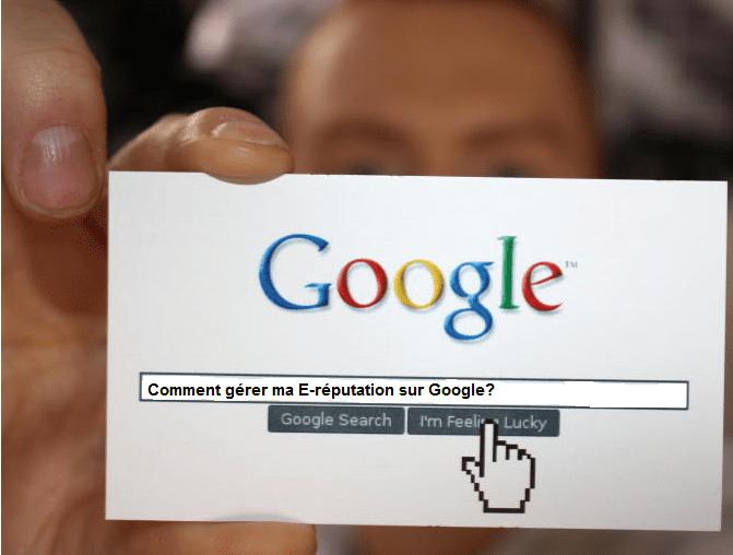 ereputation google