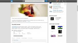 linkedin page entreprise