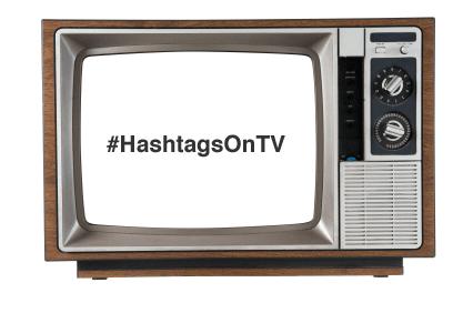 hashtag television tv